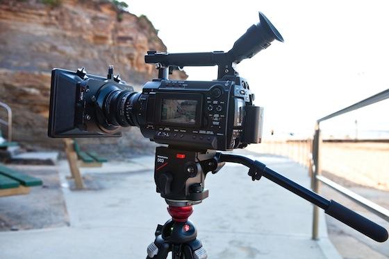 Sony F3 LensOptions