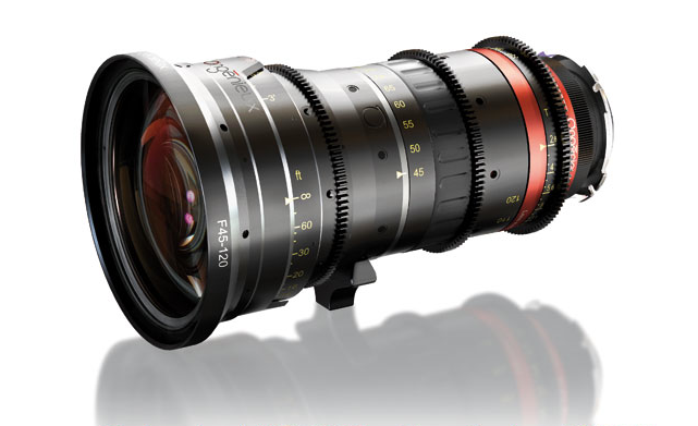 Angenieux Adds 45-120mm to Their OptimoLine