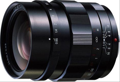 Voigtlander 25mm f/0.95 NoktonTeardown