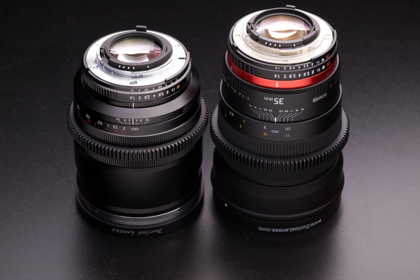 Showdown: Rokinon Vs. Zeiss