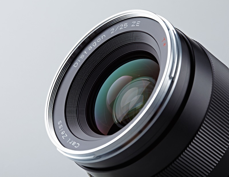 Zeiss Reveals New 25mmf/2.0