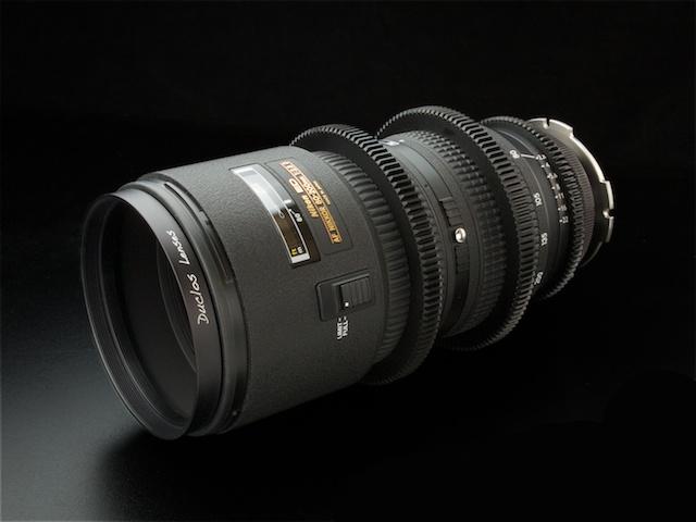 Duclos PL 80-200mm f/2.8Rental