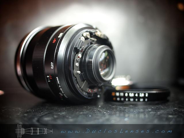 Lens Guts: Zeiss ZF.2 50mm f/2.0Macro