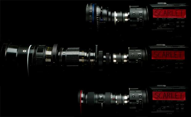 Lens Options : ScarletEdition