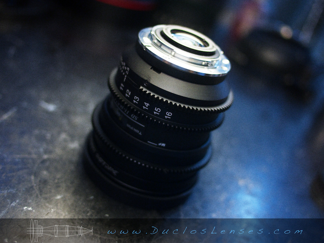 Duclos 11-16mm Nikon-FMount
