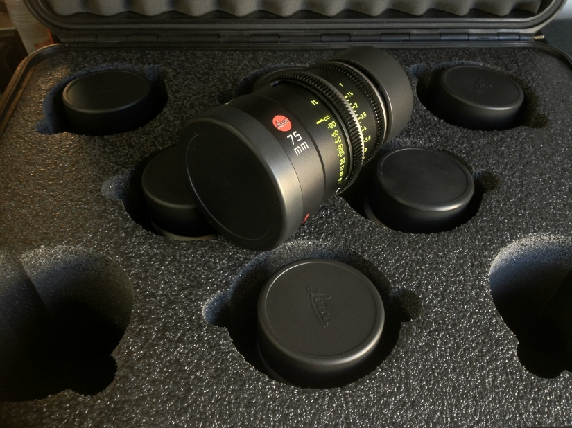 Leica Summilux-C Primes Evaluated
