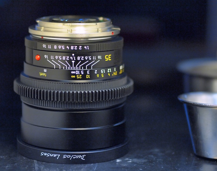 Still Lens MountSwapping