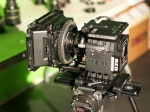 Chris Barrett's Epic with Canon Eos mount, sporting Leica-R 19mm Cine-Mod