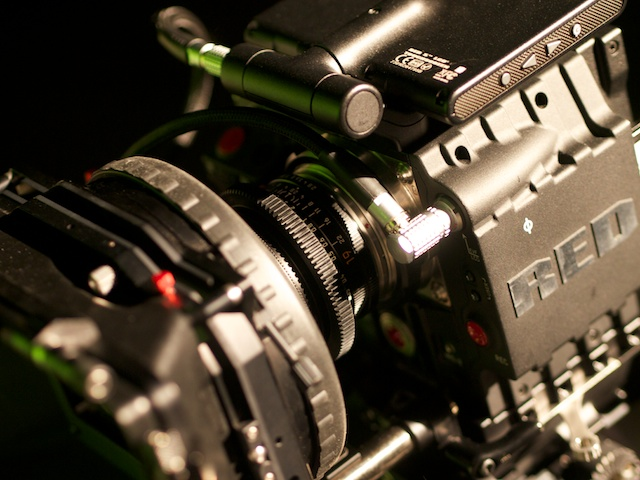 Portland Lens Test 2011 BTS – The Cine Lens