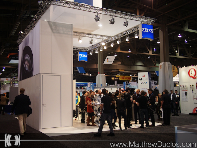NAB 2012 Photo Tour