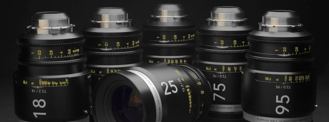 Schneider Cine-Xenar III Primes