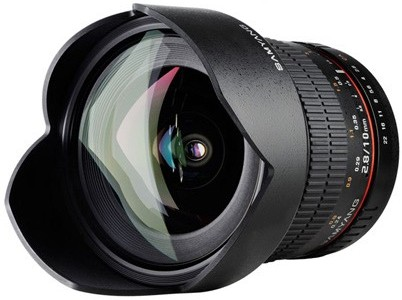 Samyang Officially Announces 10mm f/2.8Lens