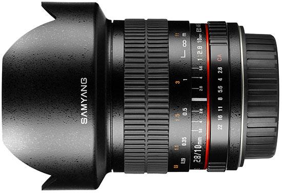 Samyang-10mm-f2.8-lens