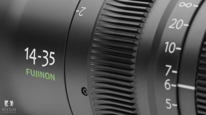 Duclos Lenses - Fujinon Cabrio 14-35mm T2.9 Fuji