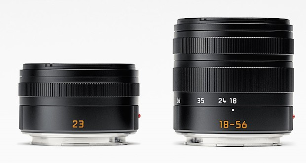 Leica T Lenses