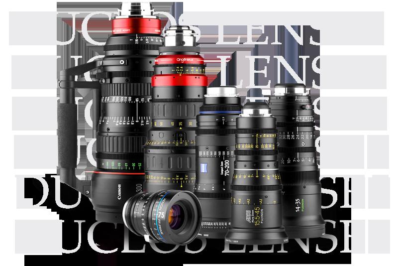 Duclos Lenses - Your Source for Professional Cinema Lenses