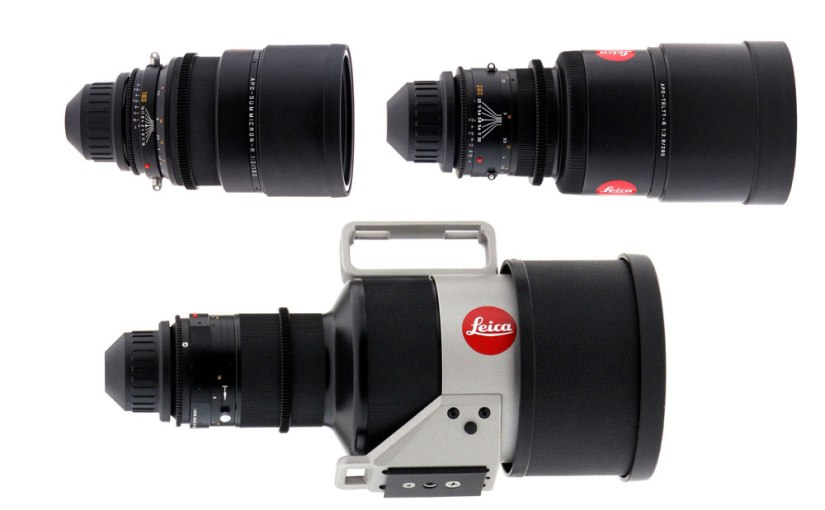 $100k Gets You a Few Leica Primes