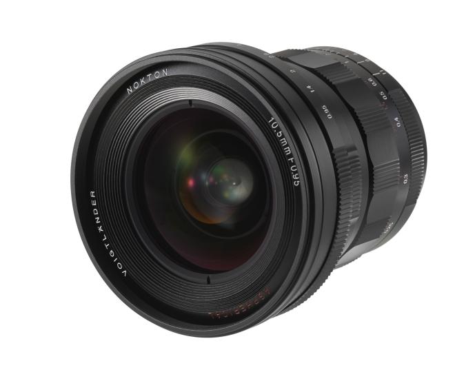 Voitlander Nokton 10.5mm f/0.95