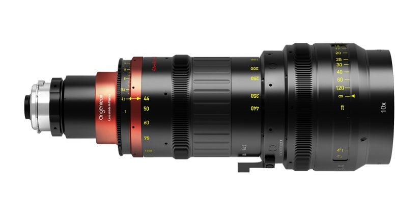 Angenieux Reveals New Anamorphic Zoom Ahead of NAB