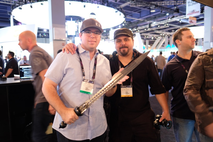 NAB 2016 Recap, Day 1