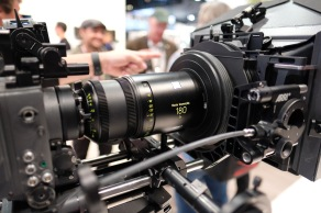 Arri's other new Anamorphic Prime, 180mm.