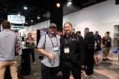 Matthew Duclos (Duclos Lenses) and Seth Emmons (CW Sonderoptic)