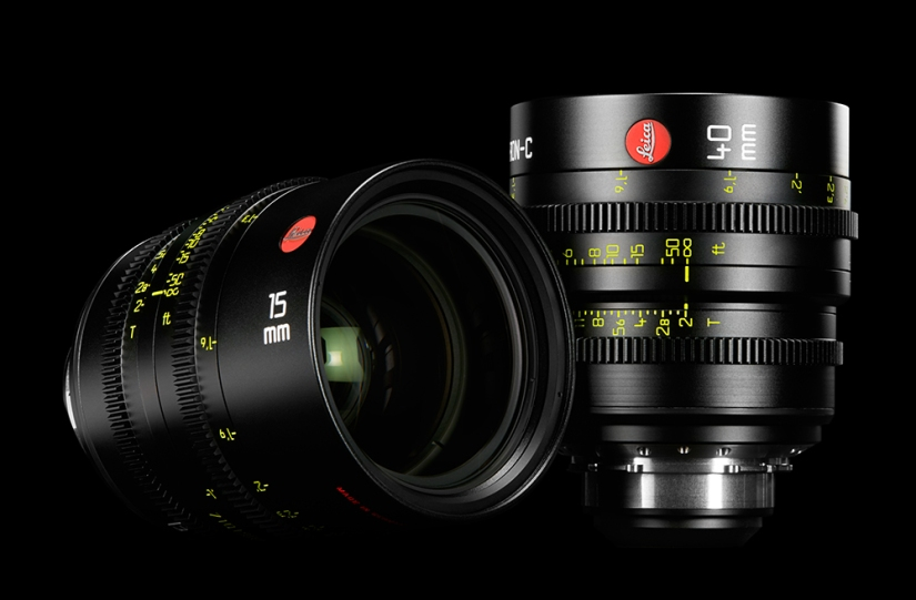 Leica's Summicron-C Line Grows with 15mm and 40mm