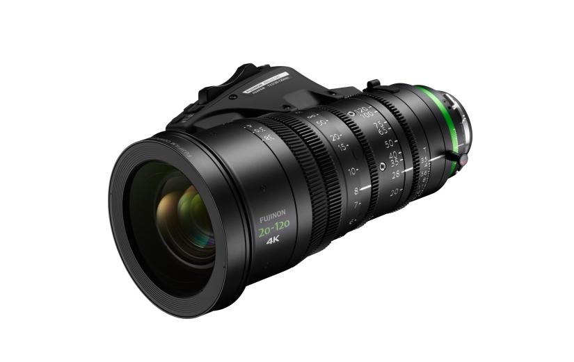 "Fujinon's New 20-120mm ""Go-To"" Zoom"