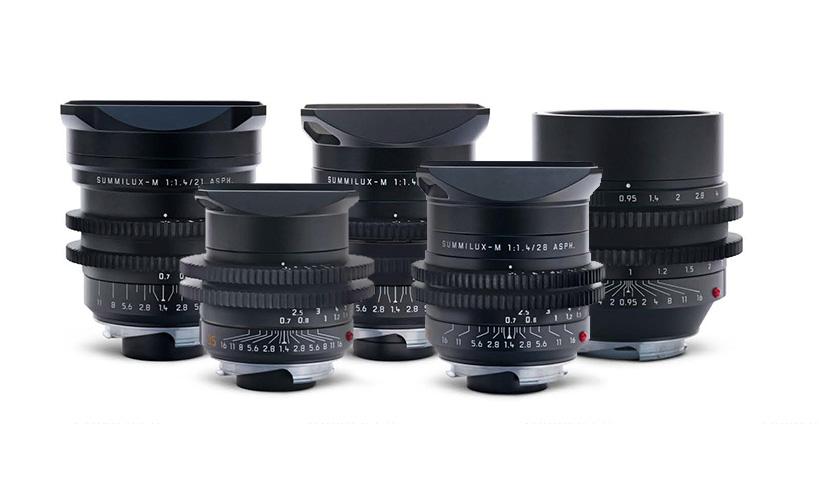 Leica Refocuses With M 0.8Primes