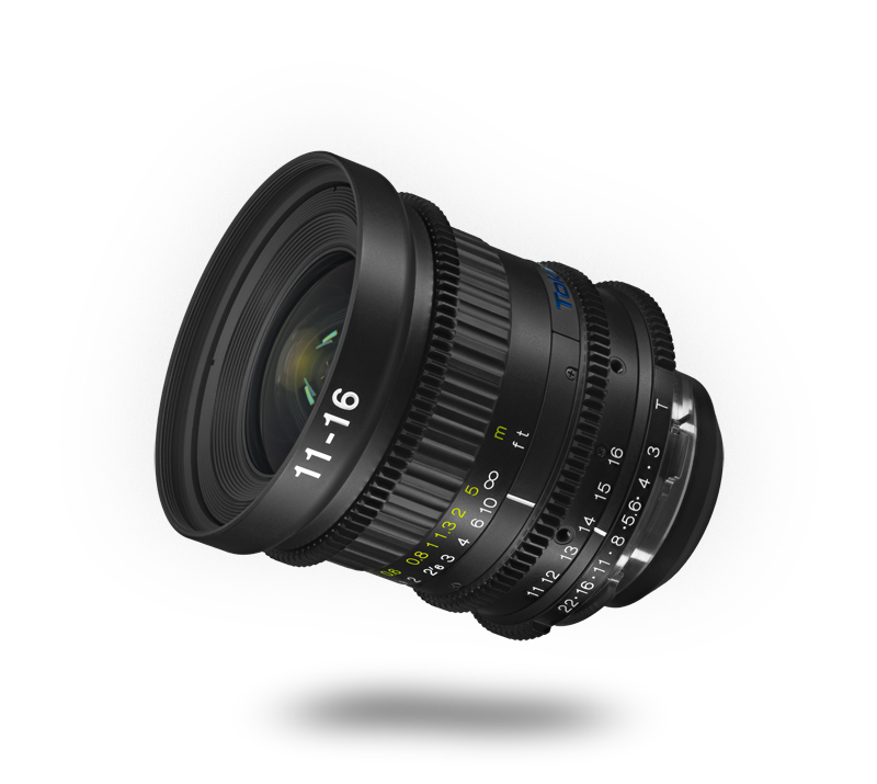 Tokina's Gateway to Cinema: The 11-16mm