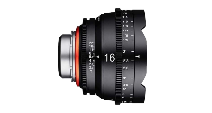 Rokinon adds 16mm T2.6 to XeenLine