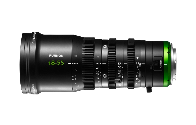 Fujinon's New MK Series Launches With An 18-55mm T2.9, TRY IT at Duclos!
