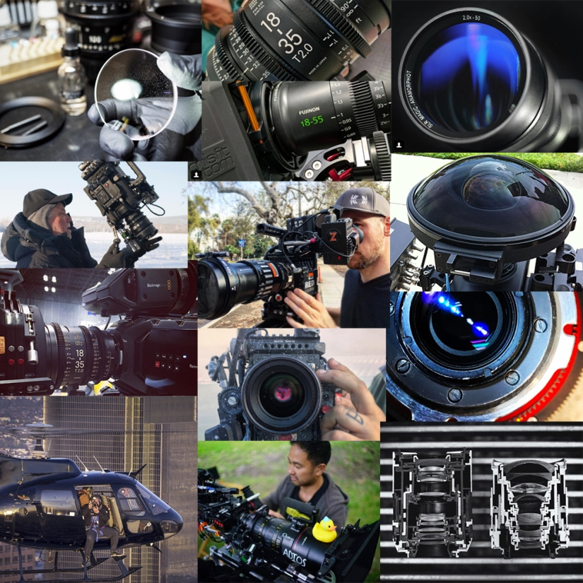 Top 25 Lens Lovers of Instagram