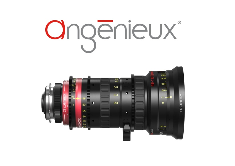 Angenieux Adds 48-130mm to Optimo StyleLine