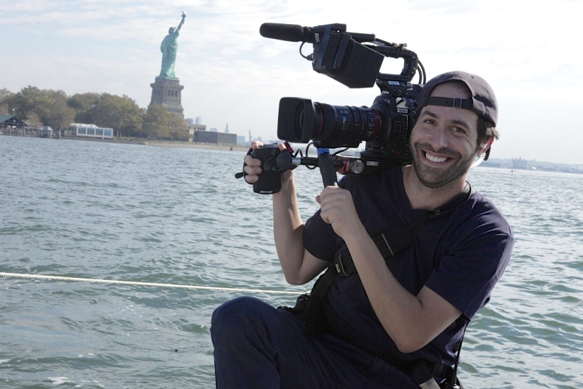 Canon 18-80 Compact-Servo On Location with DP DanLevin