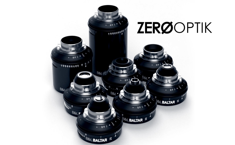 ZERØ OPTIK Brings Vintage Baltars Back to Life