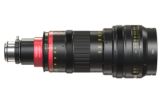 Angenieux 42-420mm AS2: An Updated Anamoprhic Zoom